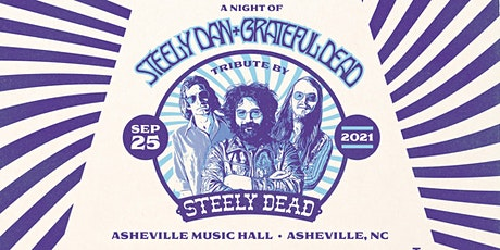 Steely Dead at Asheville Music Hall tickets