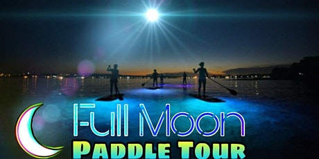 Saturday Night Full Buck Moon Paddle and Party tickets