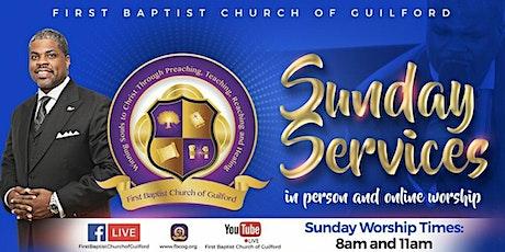 FBCOG Sunday Worship Services tickets