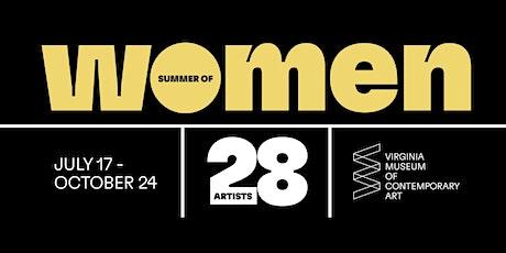 Summer of Women Exhibitions tickets