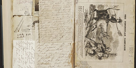 NYC'S Greatest Diarist Dishes on the Civil War tickets