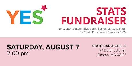Stats Fundraiser tickets