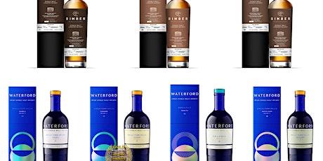 Tasting: Waterford & Bimber Whiskies with Raj Sabharwal tickets