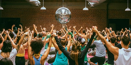 Daybreaker SD x West Coast Weekender Funktion // Yoga + Dance Party tickets
