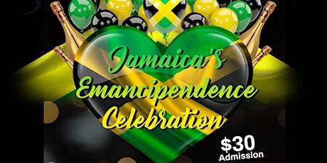 Jamaica's Emancipendence  Celebration Buffet tickets