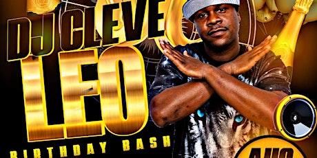 DJ Cleve Leo Birthday Bash tickets