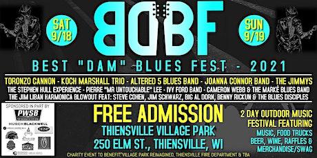 """BEST """"DAM"""" BLUES FEST (BDBF-2021) tickets"""