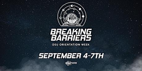 Dalhousie Students'  Union Orientation 2021: Breaking Barriers tickets
