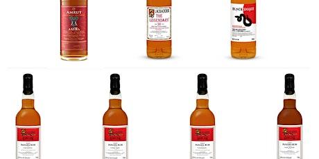 Tasting: Amrut and Blackadder Scotch & Rum with Raj Sabharwal tickets