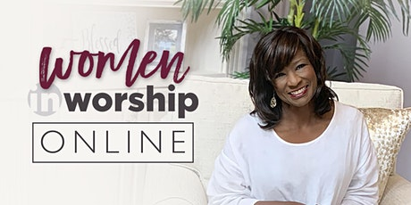 WOMEN IN WORSHIP ONLINE BIBLE STUDY bilhetes