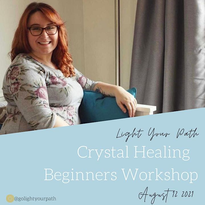 Crystal Healing Beginners Workshop image