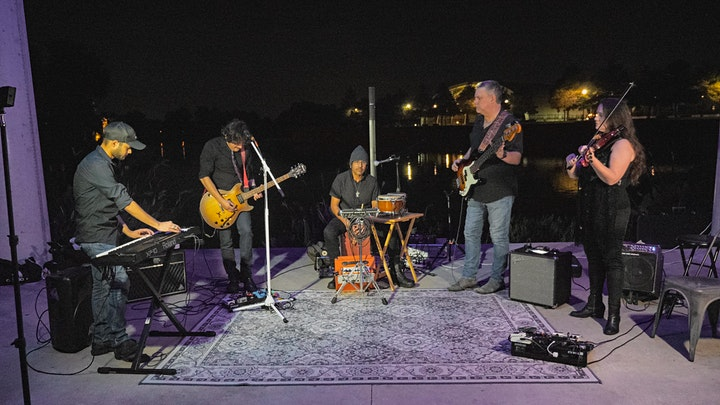 Icons of Industry Live at Mueller Lake Park Amphitheater image