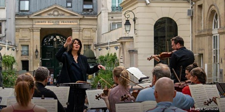 Été culturel dans le 9e - Concert du Paris Mozart Orchestra billets