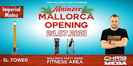 Mainzer Mallorca Opening 2021 Tickets