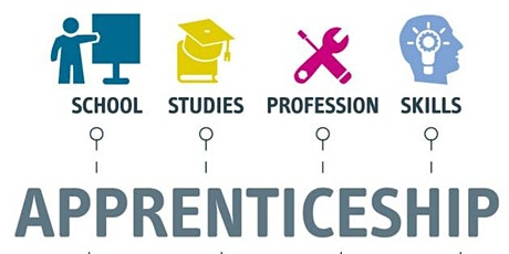 Training Opportunities:Apprenticeship Info Session  Dixon Hall   Aug 18th tickets
