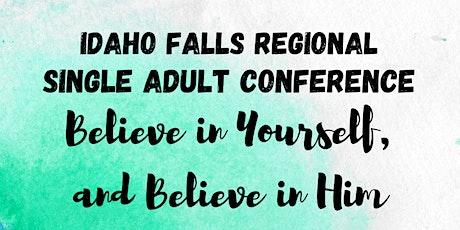 Idaho Falls Single Adult Conference tickets