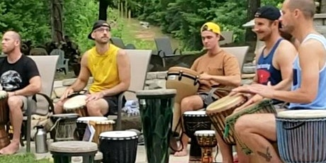 Men's Mindful Drum Circle tickets
