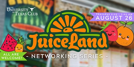 Networking Series | JuiceLand tickets