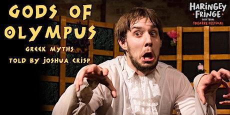 Gods of Olympus tickets
