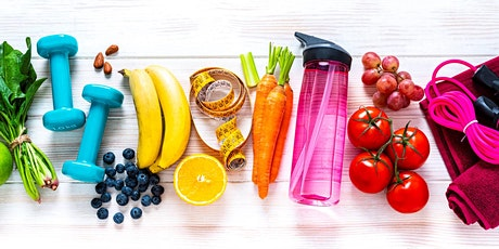 8/19 JUMPSTART Program -Managing Your Whole Health with Diet and Exercise tickets