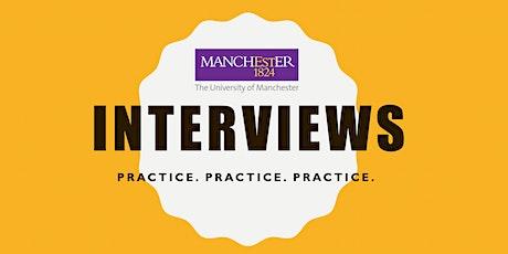 Preparing for University Interviews (panel + medicine/dentistry/veterinary) tickets