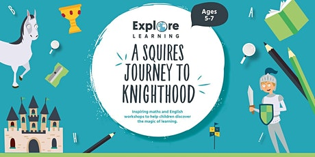 A Journey to Knighthood - English workshop (Ages  5-7) tickets