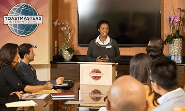 Vancouver Entrepreneurs Toastmasters Club (in-person meeting) tickets