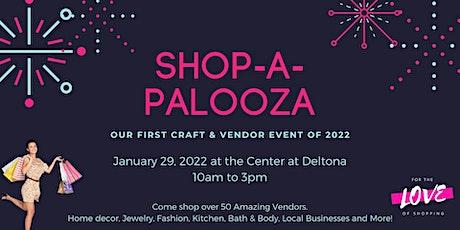 Shop-A-Palooza tickets