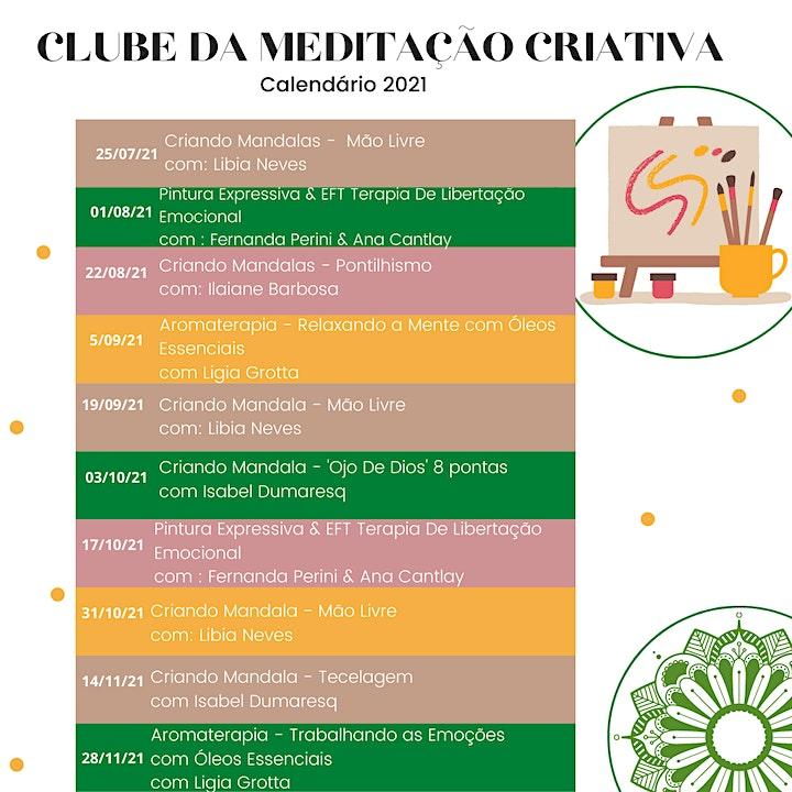 Clube Da Meditação Criativa image