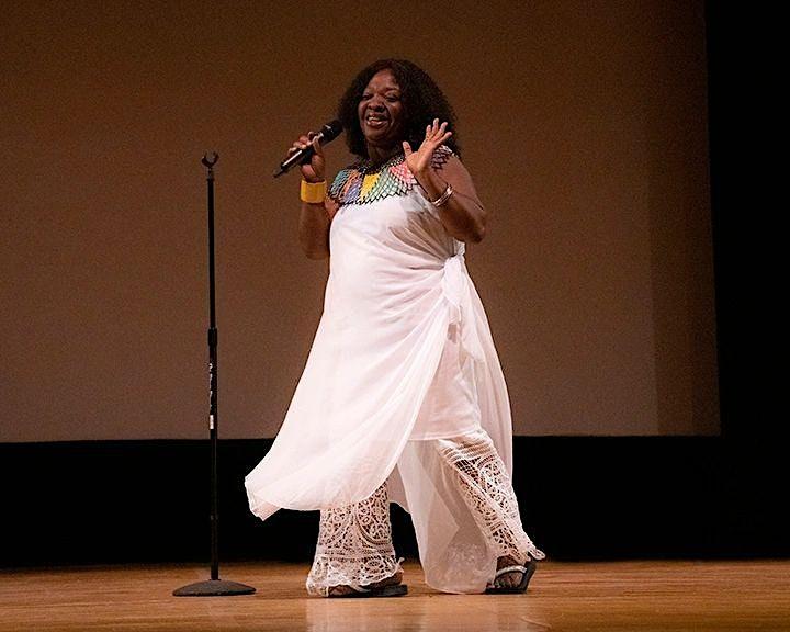 "Women in Music  AYO presents "" 2021 AYO Virtual Music Festival"" image"