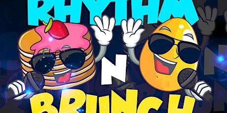 Rhythmn & Brunch Sundays at Crowne Bar tickets