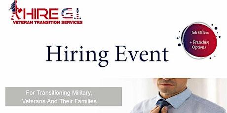 Joint Base Lewis McChord (JBLM) Career Fair tickets