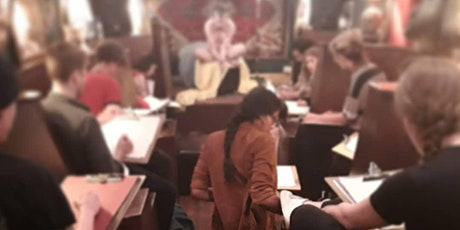 Letgo Life Drawing ONLINE19:30-21:30pm tickets
