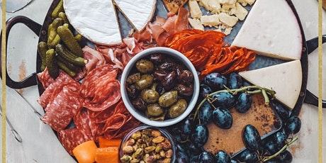 IWIRC Chicago and IWIRC Wisconsin: Virtual Charcuterie Board Making Event tickets