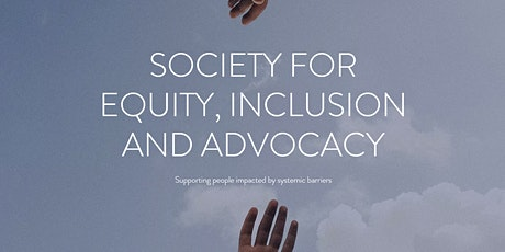 Society for Equity, Inclusion and Advocacy - WorkBC Nanaimo tickets