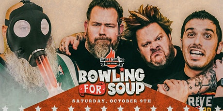Bowling for Soup LIVE at Lava Cantina The Colony tickets