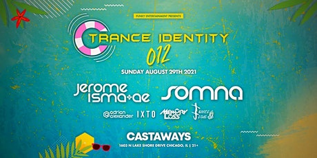 Trance Identity 012 - Beach Series tickets