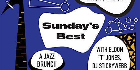 Sunday's Best Jazz Brunch tickets