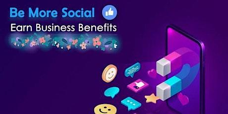 Customer Interaction Benefits - Social Media is Ke tickets