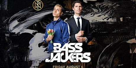 Bassjackers @ Noto Philly August 6th tickets
