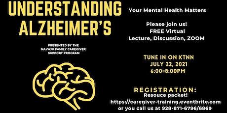 Understanding Alzheimer's KTNN tickets