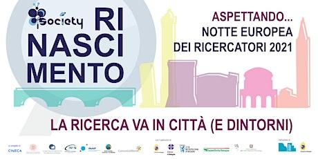 """Augusto Righi e """"l'intuizione dell'esperimento"""". biglietti"""
