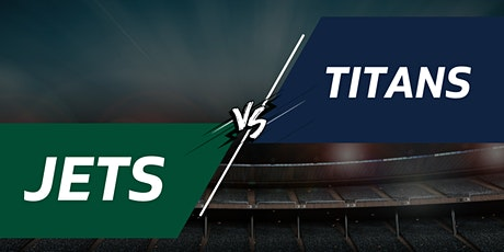 Jets vs. Titans Tailgate Party + Tickets - October 3rd tickets
