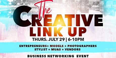 The Creative Link Up tickets