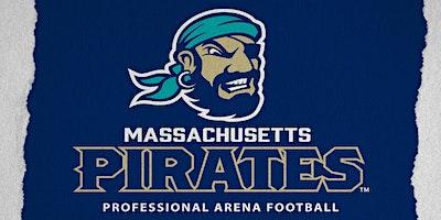 Massachusetts Pirates v. Iowa Barnstormers (Last Regular Season Game)