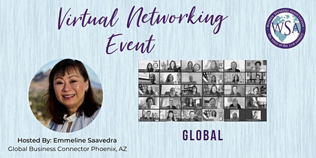 Global Virtual Networking Event tickets