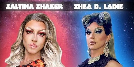 Friday Night Drag: Saltina & Shea - 9:30pm tickets