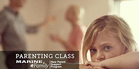 New Parent Support Program - Parenting Class tickets