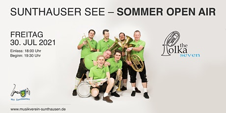 Sommer Open Air – The Polka seven Tickets