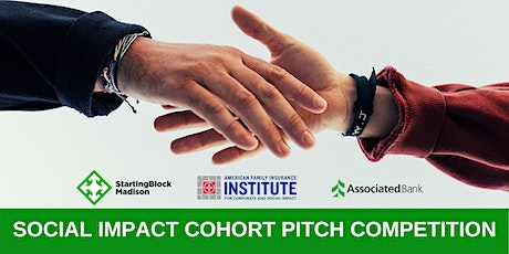 Social Impact Cohort Pitch Competition tickets